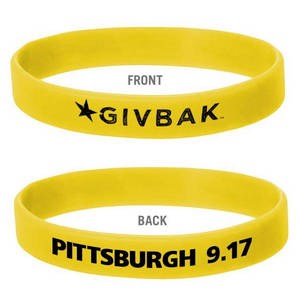 250 chances to play laser tag with Ben Roethlisberger & Charlie Batch + GIVBAK wristband