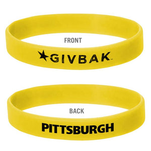 250 Entries to Win + GIVBAK Wristband