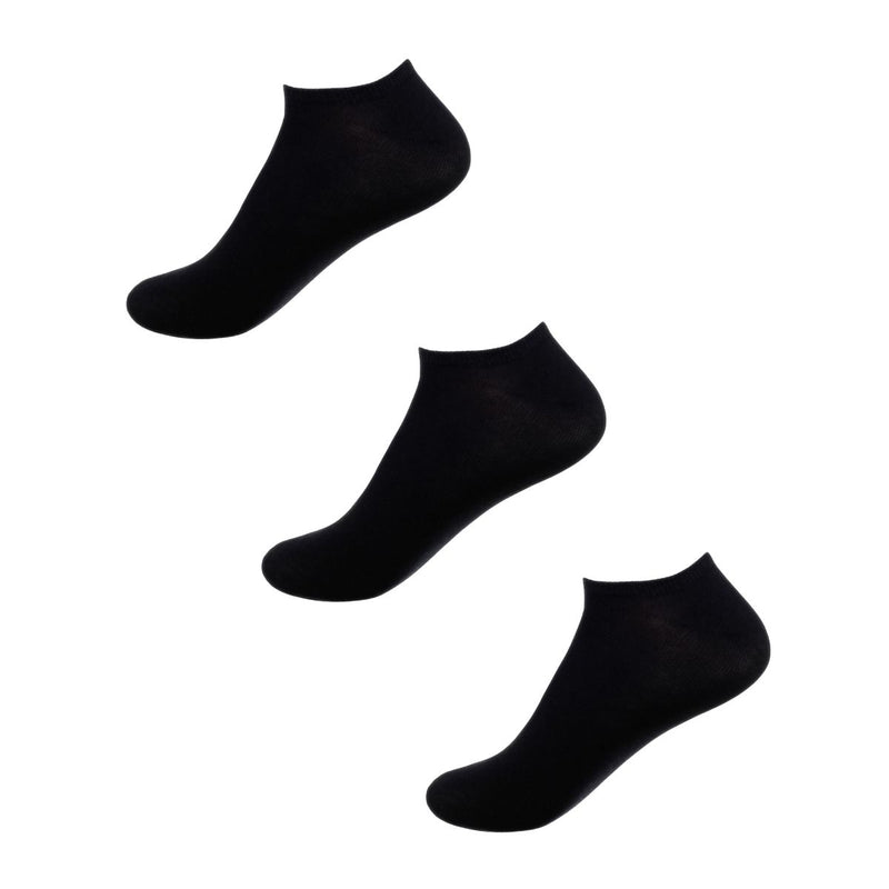 JettProof Seamless Feel Sensory Ankle Socks 3 Pack | Child