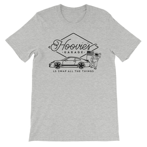 Hoovie's Garage Apollo t-shirt