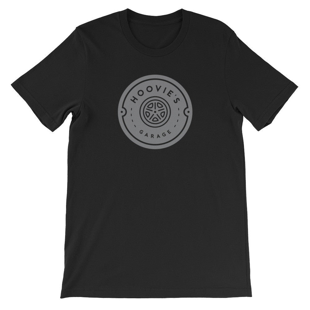 Hoovie's Garage symbol t-shirt