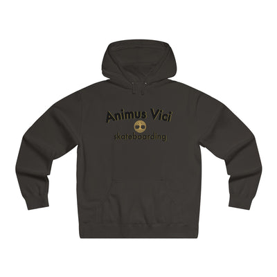 Animus Vici Skateboarding - Lightweight Pullover Hooded Sweatshirt