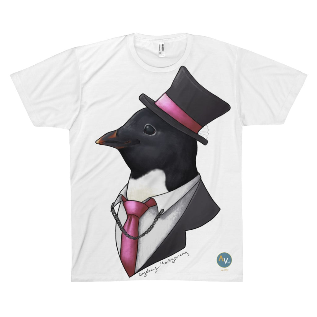 mr.penguin (fancy)