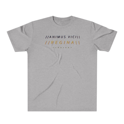 Animus Vici Regina (chosen)  - Tri-Blend T-Shirt