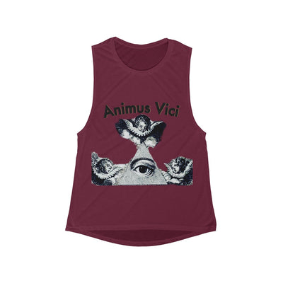 A.S.E. (all seeing eye) Women's Flowy Scoop Muscle Tank
