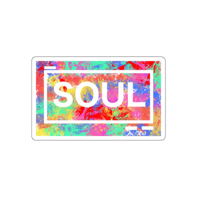 soul - Kiss-Cut Stickers