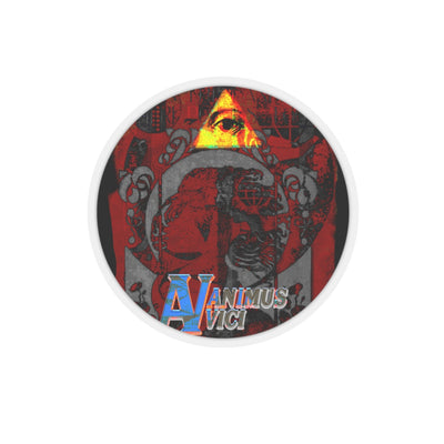 A.S.E. (all seeing eye) Kiss-Cut Stickers