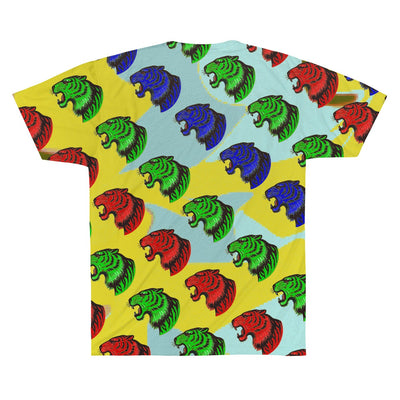Fierce Tiger RGB T-shirt