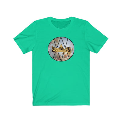 A.S.E. (all seeing eye) Unisex Jersey Short Sleeve Tee