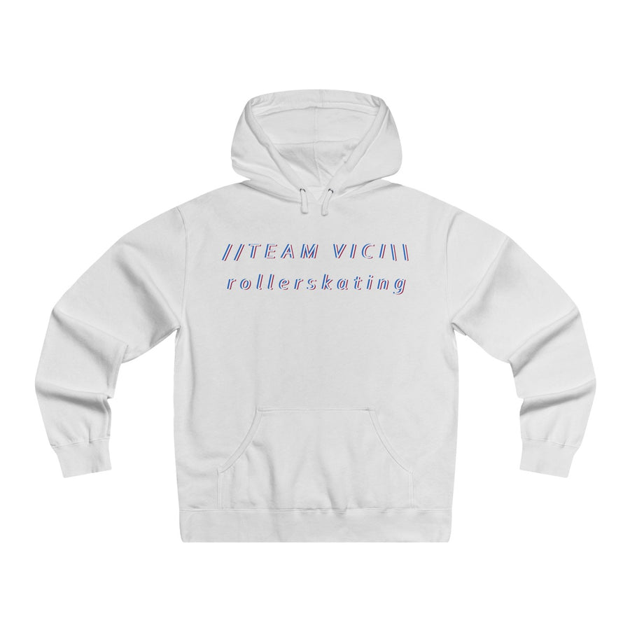 Team Vici Rollerskating - Lightweight Pullover Hooded Sweatshirt (skateboarding)