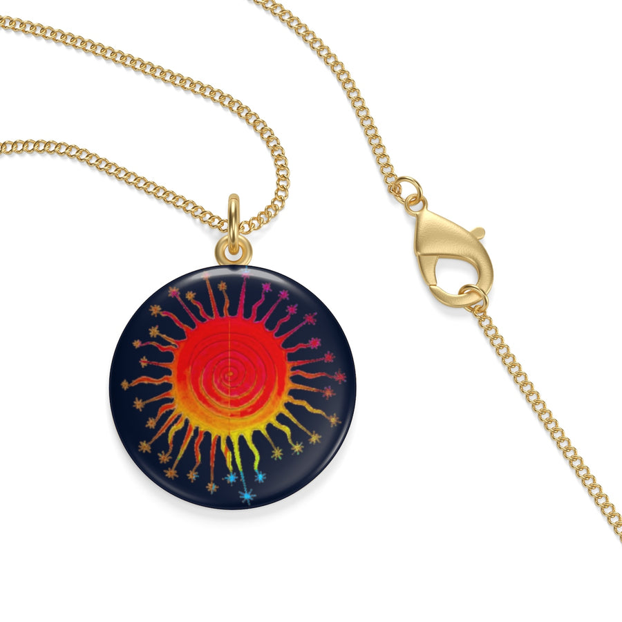 Suns View Necklace