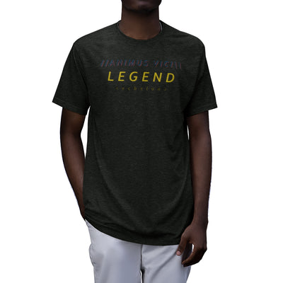 The Legend - Tri-Blend T-Shirt