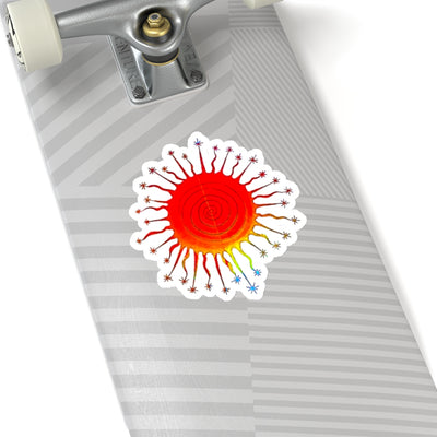 Suns View Stickers
