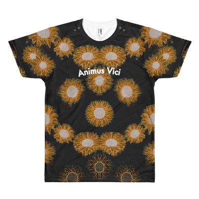 sunflower - short sleeve unisex t-shirt