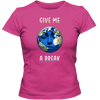 Save The Planet Ladies Classic Tees
