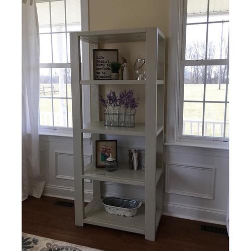Farmhouse Bookshelf