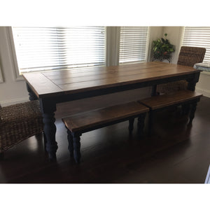 Samson Dining Table - Pine