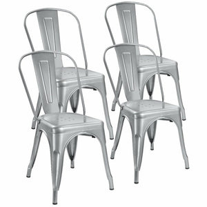 Lillian Metal Dining Chair