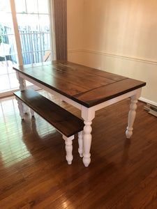Grace Dining Table - Red Oak