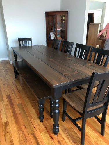 Grace Dining Table - Walnut