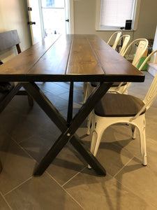 Benny Dining Table - Pine