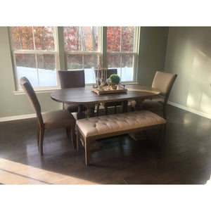 Elizabeth Dining Table - Pine