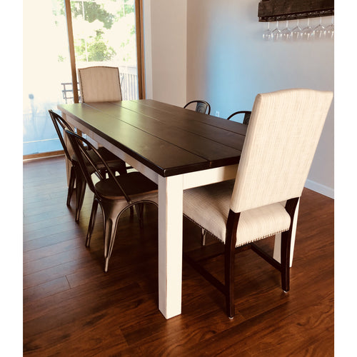 Monroe Farmhouse Table - Pine