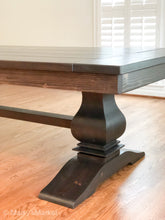 Load image into Gallery viewer, Devin Pedestal Table - Pine