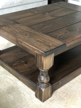 Load image into Gallery viewer, Hunter Coffee Table - Pine