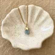 Soulful Necklace // Amazonite