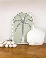 Summer Palms Wall Tile