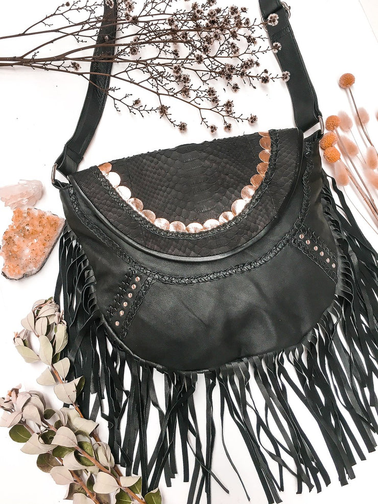 Wildfire Bag // Black