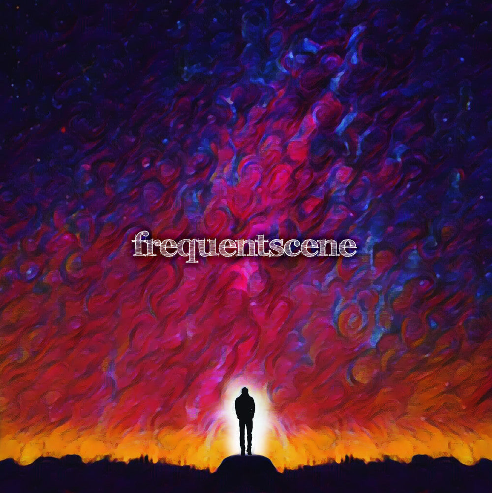 Frequentscene by Adam Zuniga - CD version