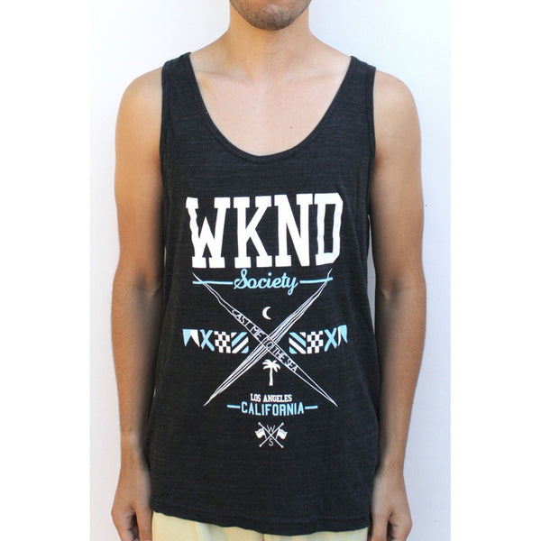 Cast Away Tank (Black)