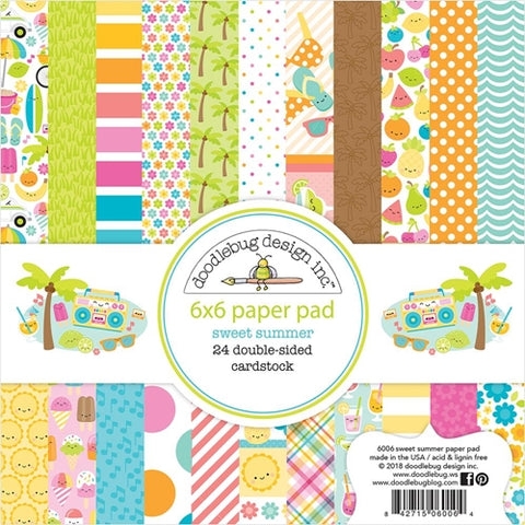 Doodlebug Design Inc. - Sweet Summer