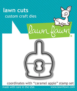 Caramel Apple - Lawn Cuts