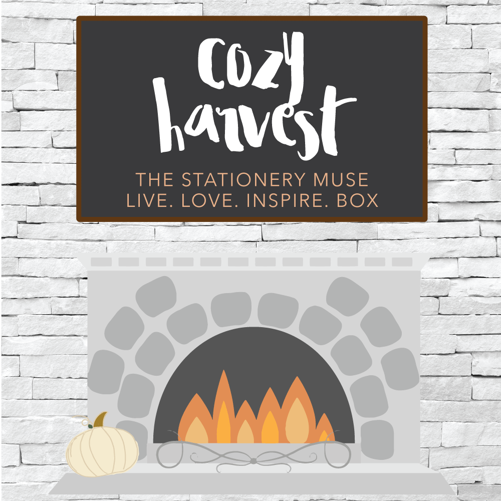 Cozy Harvest | October Live. Love. Inspire. Box