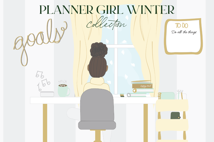 Planner Girl Winter