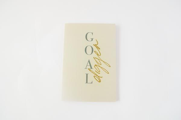 Live Love Inspire Notebook: Goal Digger
