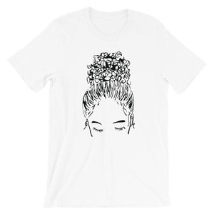 Bun Girl Shirt