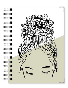 Tan Bun Girl | 2021 Standard Live Love Inspire Business Planner