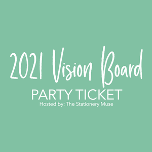 Virtual Vision Board Party