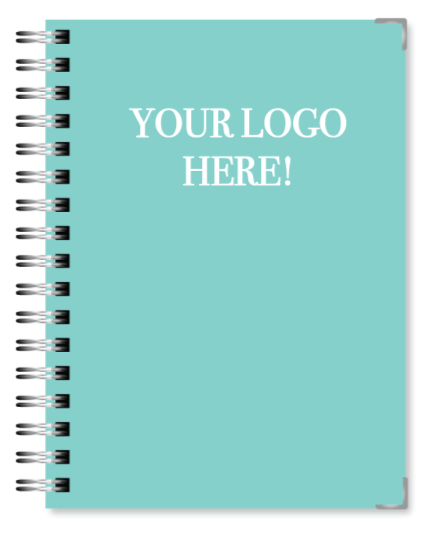 2021 Logo Customization | Live Love Inspire Business Planner