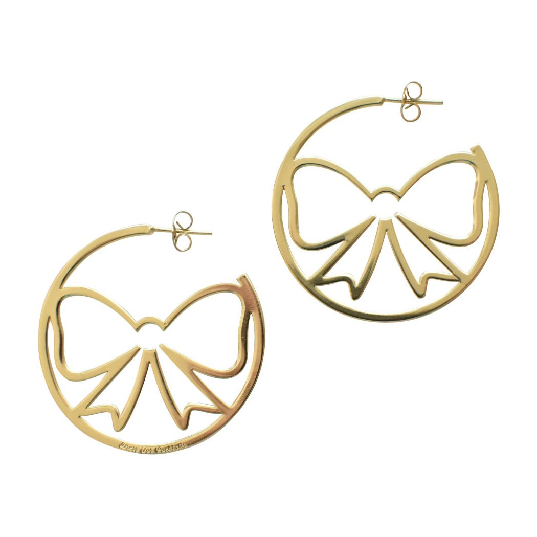 Kate Hoop Earrings