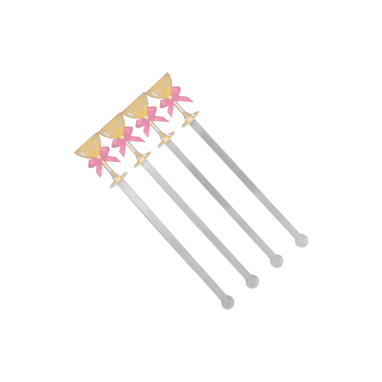 Swizzle Sticks, Set of 4