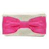 The Original Cocktail Clutch with Interchangeable Bows & Flowers