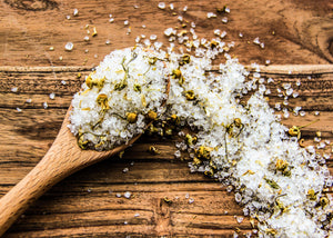 BARE (Unscented) Artisan Bath Salts