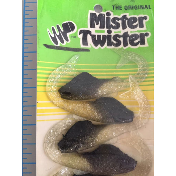 MIster Twister Fishing Lures - Sporting Goods
