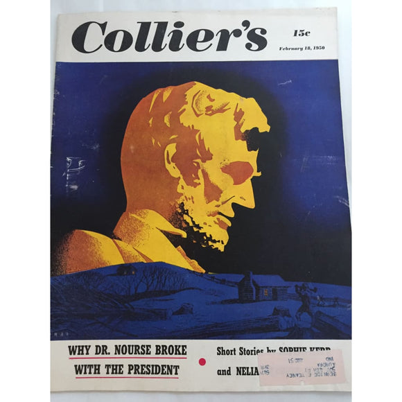 Vintage Colliers Magazine February 18 1950 - Vintage Collectibles