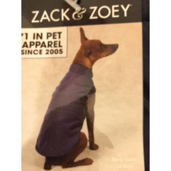 XLarge Zack & Zoey Ivy League Dog Vest - Pet Supplies